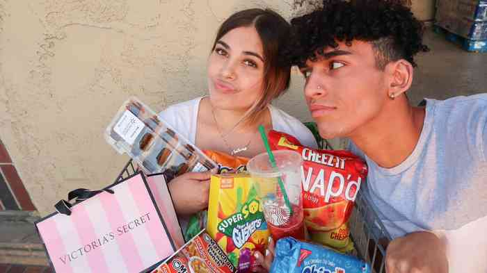 Anthony Vargas with his girlfriend, Anthony Vargas net worth