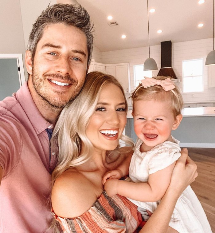 Arie Luyendyk Jr with his family