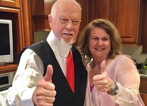 don cherry with his wife,don cherry bio