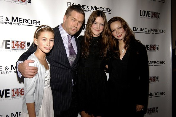 Stephen Baldwin with his family