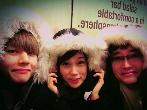 Kim Taehyung parents, v's parents