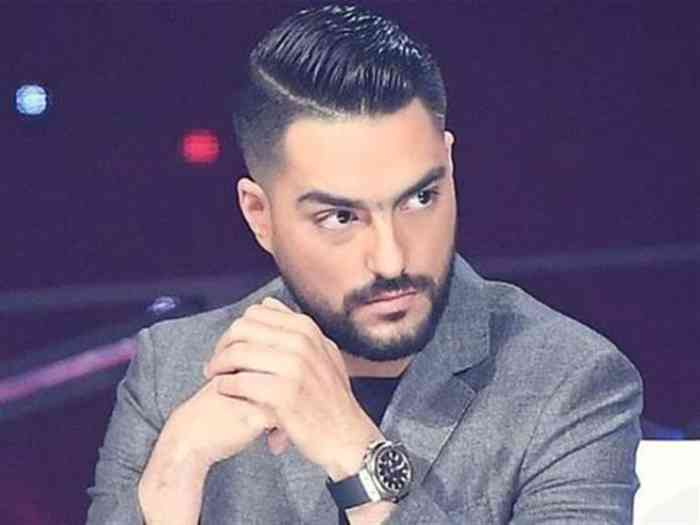 Hassan El Shafei in a reality show