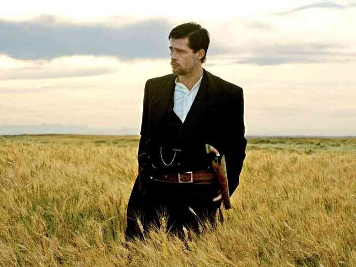 Brad Pitt Best Movie, The Assassination of Jesse James by the Coward Robert Ford