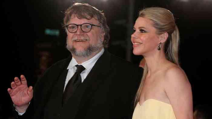 Guillermo del Toro wife