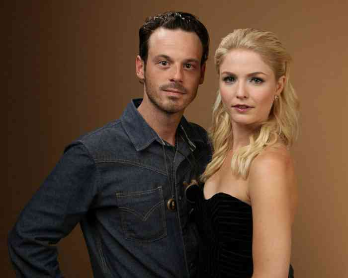 Scoot McNairy wife