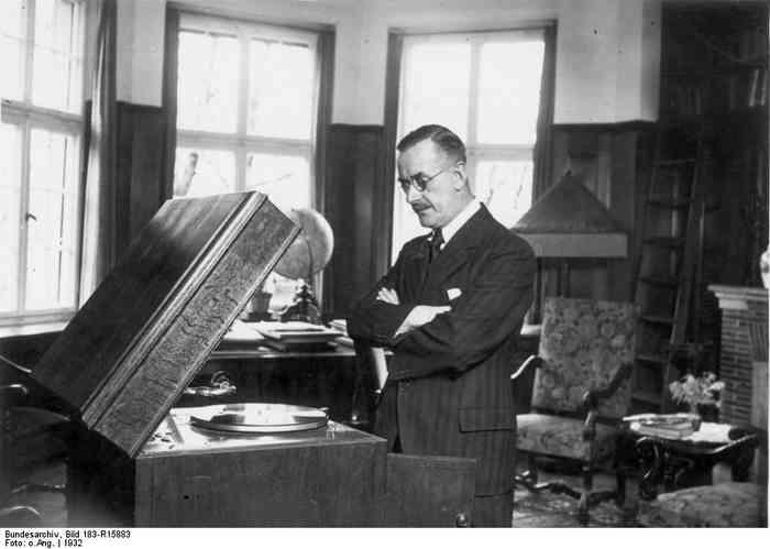 Thomas Mann images