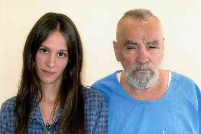Charles Manson wife