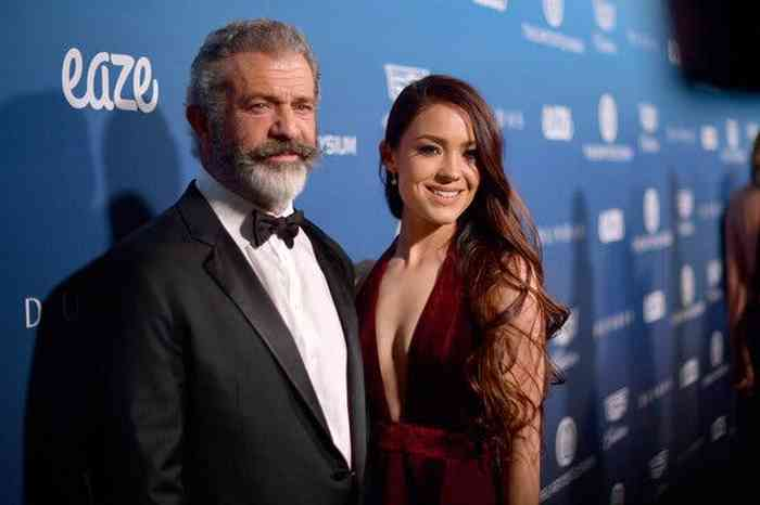 Mel Gibson wife