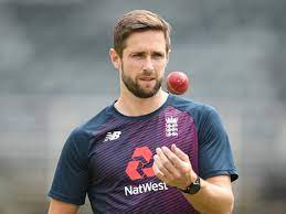 Chris Woakes picture